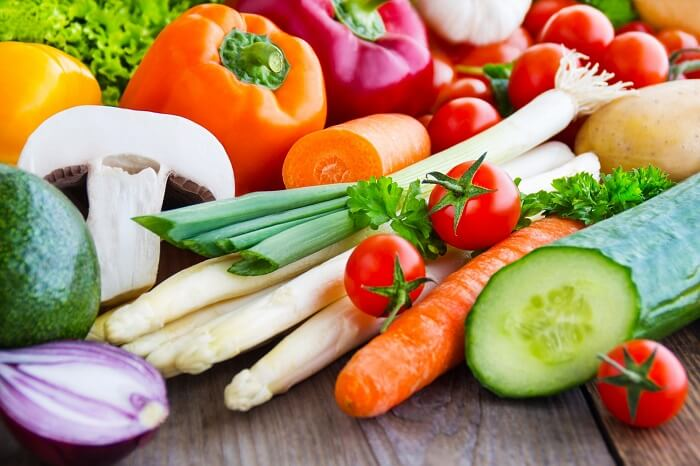 Go organic to lose weight