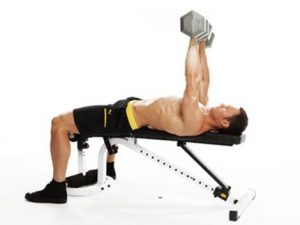 Dumbbell workout routines you can try at home