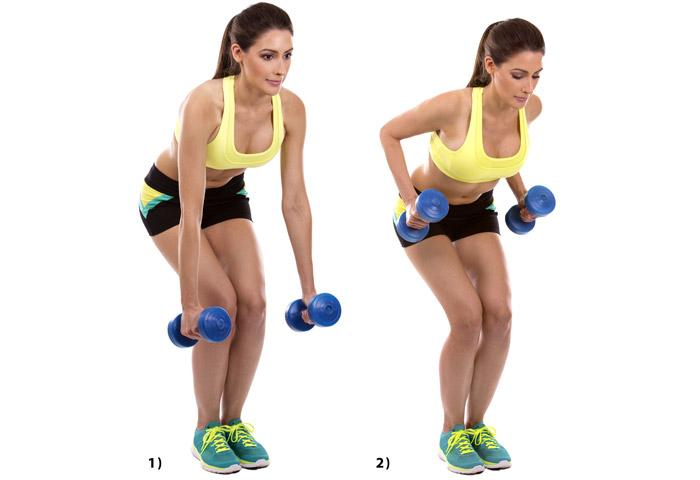 strength training woman