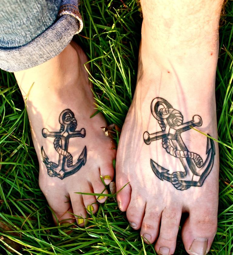 Tattoos are they safe understand risks and precautions for Anchor tattoos for couples