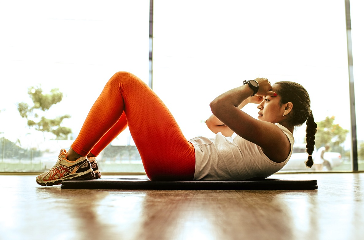 exercise-crunches