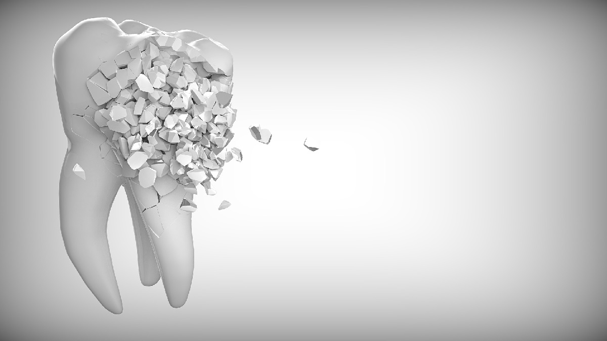 tooth-white-background